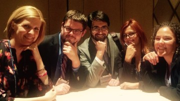 Top Paper Panelists 2015